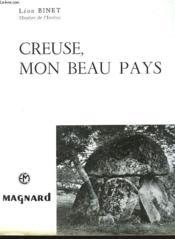 Creuse, Mon Beau Pays - Couverture - Format classique