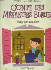 Contes Des Mesanges Bleues - Couverture - Format classique