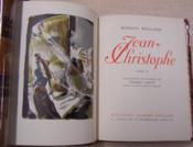 Jean-Christophe. - Couverture - Format classique