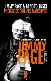 Conversations avec Jimmy Page - Couverture - Format classique