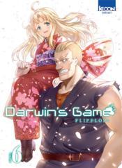 Darwin'S Game T.6 - Couverture - Format classique