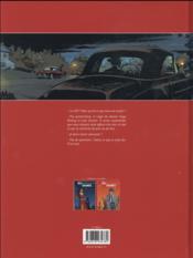 Jeu de dames T.2 - 4ème de couverture - Format classique