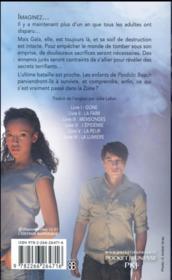 Gone T.6 ; la lumière - 4ème de couverture - Format classique