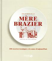 Les secrets de la mère Brazier - Couverture - Format classique