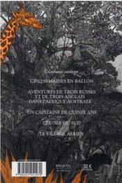Voyages dans les mondes connus et inconnus t.1 : l'Afrique - 4ème de couverture - Format classique