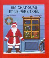 Jim chat-ours et le pere noel - Intérieur - Format classique