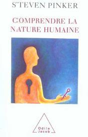 Comprendre la nature humaine - Intérieur - Format classique