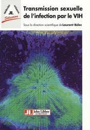 Transmission Sexuelle De L'Infection Par Le Vih - Intérieur - Format classique