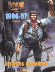 Tout Vance t.4 ; histoires complètes 1964-1967 - Intérieur - Format classique