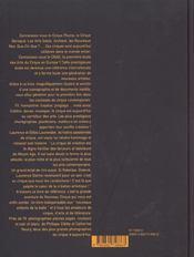 Cnac ; La Grande Aventure Du Nouveau Cirque - 4ème de couverture - Format classique