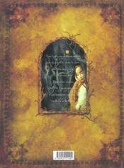 La belle et la bete - 4ème de couverture - Format classique
