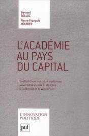 L'académie au pays du capital - Couverture - Format classique