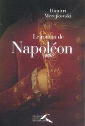 Le roman de napoleon - Intérieur - Format classique