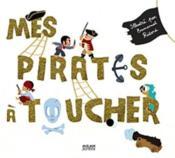 Mes pirates à toucher - Couverture - Format classique