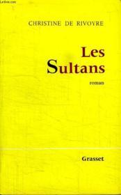 Les Sultans. - Couverture - Format classique