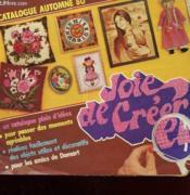 Catalogue - Joie De Creer - Automne 80 - Couverture - Format classique
