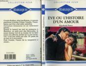 Eve Ou L'Histoire D'Un Amour - The Devil'S Eden - Couverture - Format classique