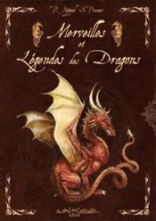 Merveilles et légendes des dragons - Couverture - Format classique