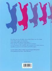 Les Chats Jonglent Avec Les Chiffres (Cartonne) - 4ème de couverture - Format classique