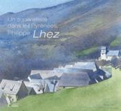 Un aquarelliste dans les Pyrénées - Couverture - Format classique