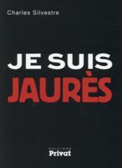 Je suis Jaurès - Couverture - Format classique