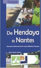 De Hendaya a Nantes - Couverture - Format classique