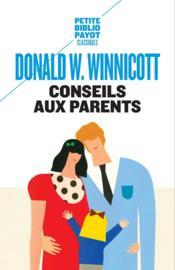 Conseils aux parents - Couverture - Format classique
