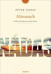 Almanach - Couverture - Format classique