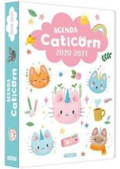 Agenda I am a caticorn (édition 2020/2021) - Couverture - Format classique