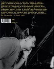 Électrorama ; 30 ans de musique électronique française - 4ème de couverture - Format classique
