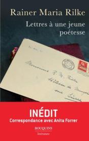 Lettres a une jeune poetesse - Couverture - Format classique