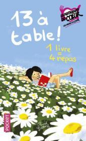 13 a table ! 2022 - Couverture - Format classique