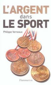 L'argent dans le sport - Intérieur - Format classique
