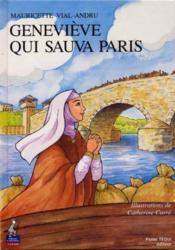 Genevieve Qui Sauva Paris - Petits Patres - Couverture - Format classique