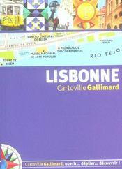 Collection Cartoville Gallimard. Lisbonne. - Intérieur - Format classique
