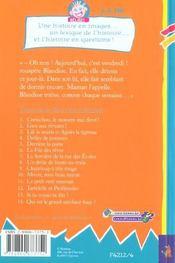 Droles De Poissons - 4ème de couverture - Format classique