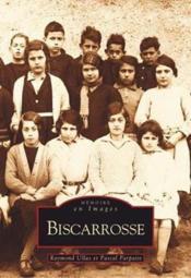 Biscarrosse - Couverture - Format classique