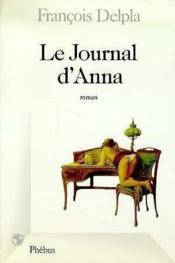 Le journal d anna - Couverture - Format classique