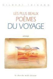 Les plus beaux poemes du voyage - Intérieur - Format classique