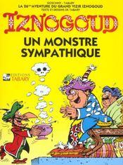 Iznogoud: un monstre sympathique - Intérieur - Format classique