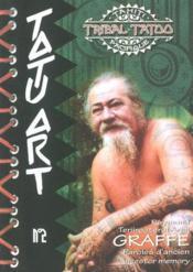 Tatuart t.2 - Couverture - Format classique