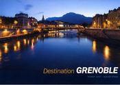 Destination Grenoble - Couverture - Format classique