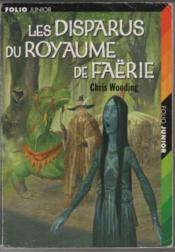 Les disparus du royaume de faerie - Couverture - Format classique