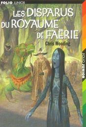 Les disparus du royaume de faerie - Intérieur - Format classique
