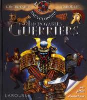 Incroyables guerriers - Couverture - Format classique