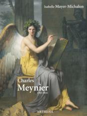 Charles Meynier (1763-1832) - Couverture - Format classique