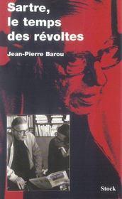 Sartre, le temps des révoltes - Intérieur - Format classique