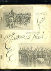 Revue D Histoire Militaire. Numero Special Consacre Aux Chasseurs A Pied. - Couverture - Format classique