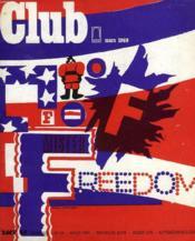 Club, N° 24, Mars 1969 - Couverture - Format classique