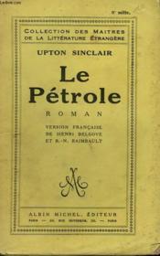 Le Petrole. - Couverture - Format classique